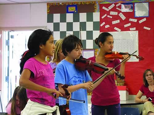 Leadership Burbank 2013 21 Violins